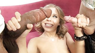 Chastity Lynn By A Big Black Dick - Cuckold Sessions