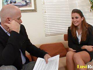 Pornstar haze Lawyer in training allie haze gets thoroughly pleasured