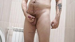 Masturbation at Work 38