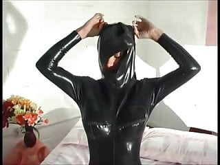 Bdsm catalogue leather hoods Compilation of women in leather and latex masks and hoods