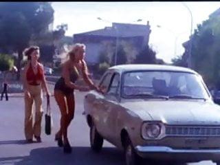 Jean deve vintage watch blue marlin Gloria guida - blue jeans