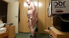 old men  and big cock