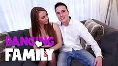 Banging Family - Unexpected Sex From My Step Sister