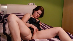 Ugly Germane BBW plays with her Pussy! Private Video! Tits