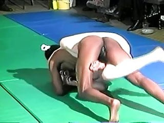 Free nude wrestling then sex - Nude wrestling 01
