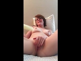 Make orgasm video Teen with glasses makes a selfie