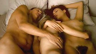 Aomi Muyock & Klara Kristin Naked Scene On ScandalPlanet.Com