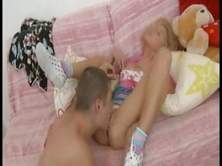 Blonde cute masturbate Blonde cute russian teen alexa fucks hot