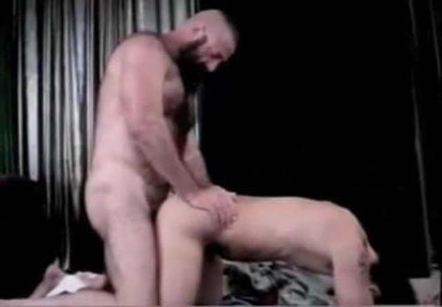 Big hairy daddy spanks his boy porn pics and movies