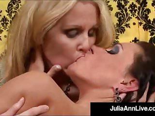 Wet erotic lesbo fingering Busty milf julia ann lesbo jessica jaymes love wet cunts