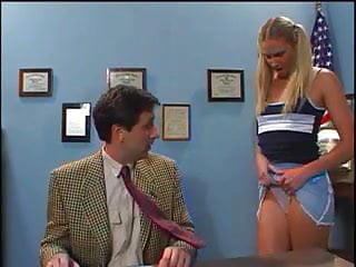 Teens shagging video - Teacher shagging his skanky student