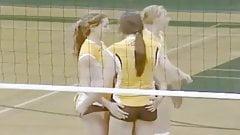Teen College Volleyball Slut Ass Spy