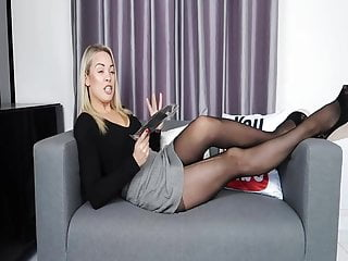 Mature discipline tubes You tube pantyhose
