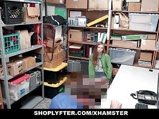 Cute teen blow Shoplyfter - cute teen caught stealing blows lp officer