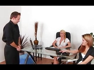 Porn lesbian job interview British :- humiliated job interview -: femdom -:ukmike vid