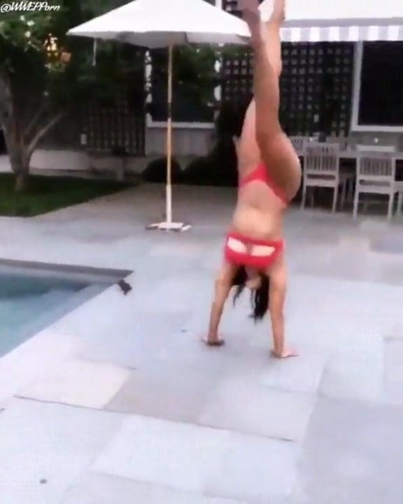 Bikini clip video wrestling