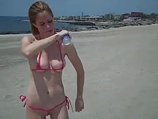 Vanessa hutchins in a bikini Bethanie skye in a bikini that doesnt cover her pussy
