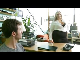 Nice secretary tit Super hot fatty gets a nice fuck