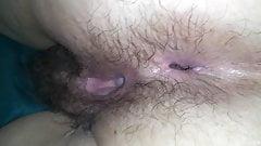 pussy wife closeup