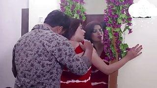 Desi sexy woman Aoniya bhabhi fucked hard from behind