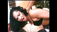 Catherine Counts hard anal compilation