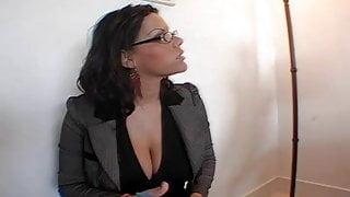 Angelina visits Ramon
