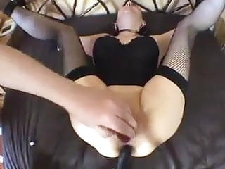 Strap on bondage torrent Mature strapped to bed and assfucked