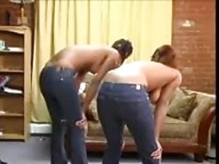 Utah adult probation and parole inmate Black girls spanked by probation officer