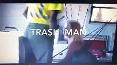 QofS fucking the trash man