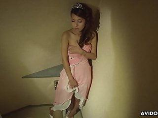P teen modeling uncensored - Japanese model, mai takizawa masturbates, uncensored