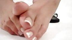 Mikalya's Foot Show