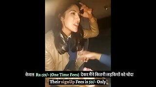 Desi Girlfriend Blows My Dick In Car-desi randi