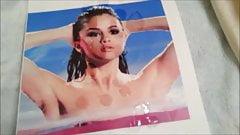 Selena Gomez Cum Tribute 1