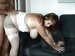 Amature mature spanking - Milf - plump amature with nice tits cream pied