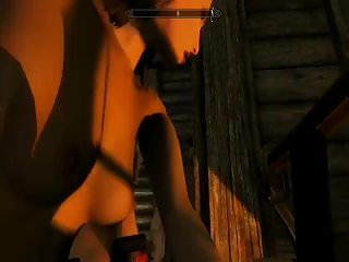 Naked cartoon strips Skyrim special edition . naked girls compilation