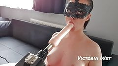 sex machine in my mouth