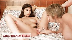 MILFs Exchange Teen Stepdaughters For Sex - GirlfriendsFilms