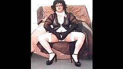 Transvestite Nylon-Darcy-5