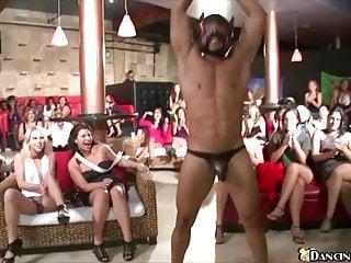 Huge orgy bukket Huge blowjob party