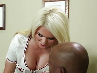Vintage ford merry miler Blonde babe alexis ford gets pounded by big black cock