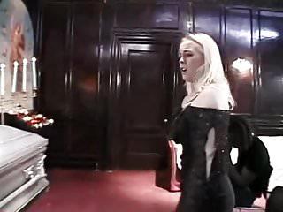 Widows suckng monster cock Grieving widow gets dp from bbcs.avi