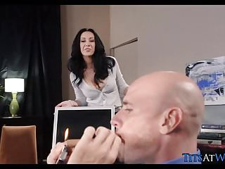 Big tits gettng fucked at work Gorgeous coworker fantasy fuck at work