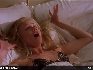 Cameron diaz keanu reeves sex clip Cameron diaz, christina applegate selma blair in lingerie