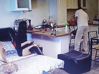 Asian private movie - Young couple are getting ready to make a private porn movie