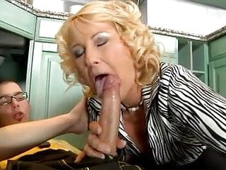 Tender young cocks - Grannies loves young cocks