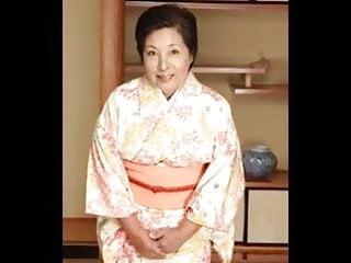 Japanese women boobs Mature japanese women