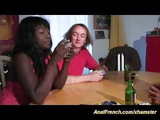 Ebony first fuck French ebony chicks first anal dp