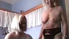 2 lesbian grannys