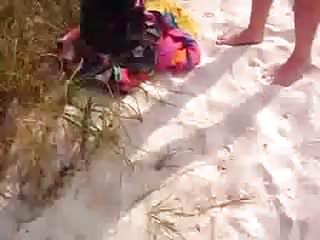 Girls piss standing Girlfriend standing beach piss