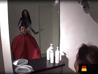 International nudist ina - Friseurin ina wird gefickt
